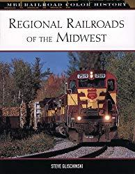 Image: Regional Railroads of the Midwest (MBI Railroad Color History)   Hardcover: 160 pages   by Steve Glischinski (Author), J. David Ingles (Foreword). Publisher: Voyageur Press; 1st edition (May 15, 2007)