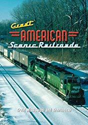 Image: Great American Scenic Railroads: Great Mississippi and Shenandoah   Pentrex (Director)   Format: DVD