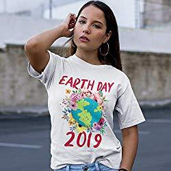 Image: Earth-Day-2019 Global-Warming Save-The-Earth Customized Handmade T-shirt Hoodie/Sweater/Long Sleeve/Tank Top/Premium T-shirt