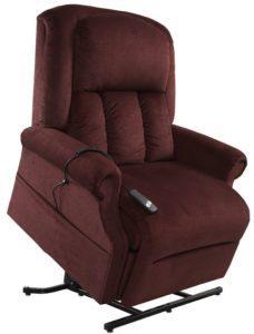 Mega Motion Easy Comfort Superior 3 Position Heavy Duty Big Lift Chair