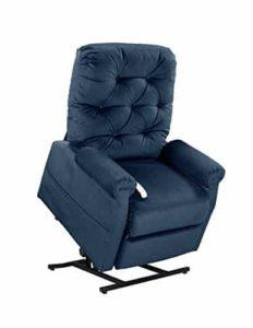 Mega Motion Wayne 3-Position Power Lift Recliner - heavy duty recliners buying guide