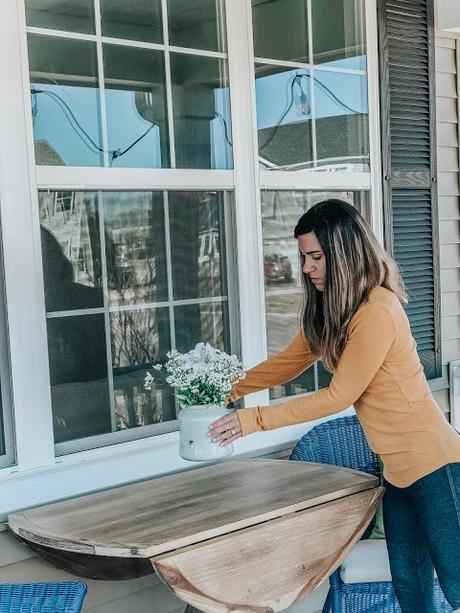 Getting Your Porch Ready For Spring