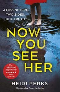 Talking About Now You See Her by Heidi Perks with Chrissi Reads
