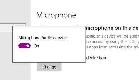 How to turn off computer microphone windows 10 | Disable App Access