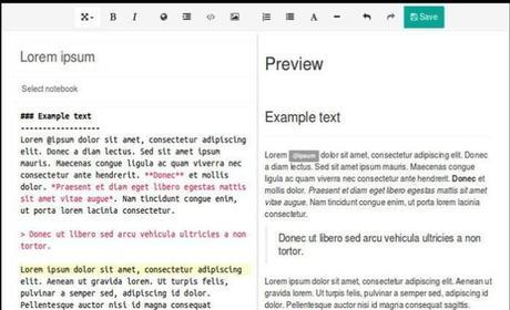 Free Alternatives to Microsoft OneNote - Paperblog