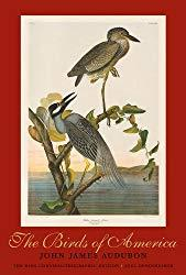 Image: The Birds of America: The Bien Chromolithographic Edition 1st Edition | Hardcover: 256 pages | by John James Audubon (Author), Joel Oppenheimer (Author). Publisher: W. W. Norton and Company; 1 edition (September 30, 2013)