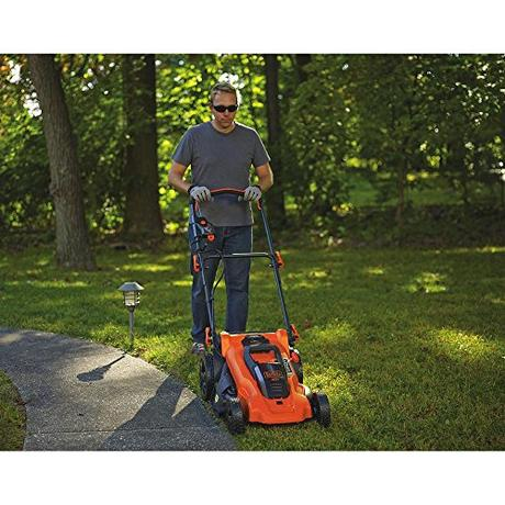 Black + Decker CM2040 Battery Powered Lawn Mower Review