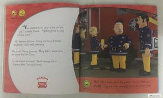 Fireman Sam: The Famous Fireman