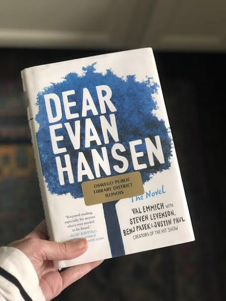 April Book Club: Dear Evan Hansen