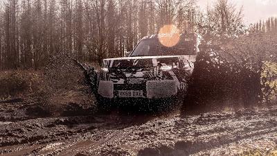 New Land Rover Defender Dylan Benson Random Automotive