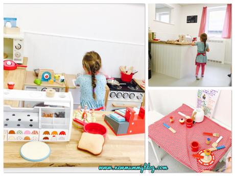 Our first visit to Dinky Street kids role play centre Cheltenham | Review