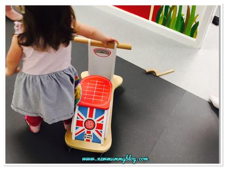 Our first visit to Dinky Street kids role play centre Cheltenham   Review