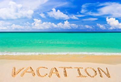Vacation #AtoZChallenge