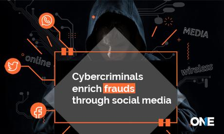 Cyber Criminals Enrich Frauds Through Social Media Business Firm's Security at Stake