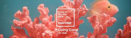 Color of Year 2019 Living Coral