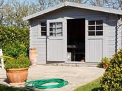 Tips Keep Your Garage Garden Shed Organised