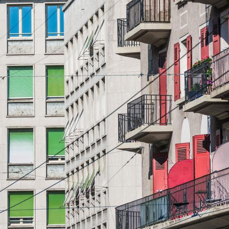 Street palette