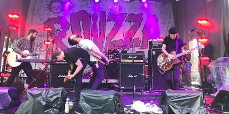 5 Quick Questions with Lost Love: Pouzza Fest Edition