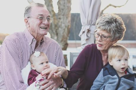 How To Be The Caregiver Of Your Kids And Your Elderly Parents, At The Same Time