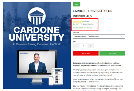 Grant Cardone University Review 2019: Is It Worth The Hype? (Pros & Cons)