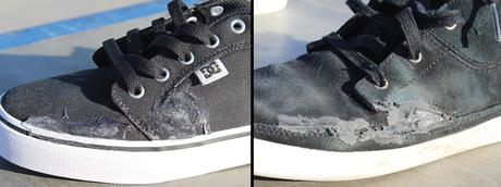 How to Make Skate Shoes Last Forever