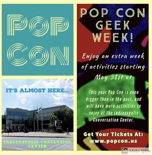 Pop Con Adds More Excitement and Entertainment