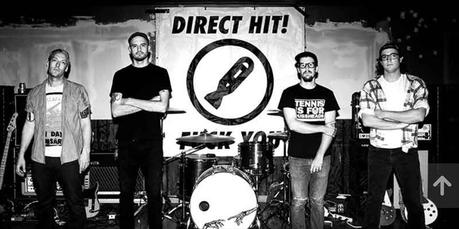 5 Quick Questions with DIRECT HIT!: Pouzza Fest 2019 Preview