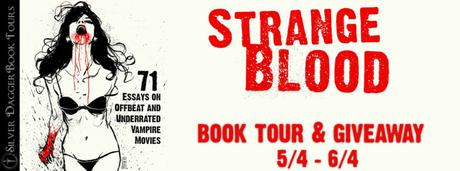 Strange Blood Edited by Vanessa Morgan