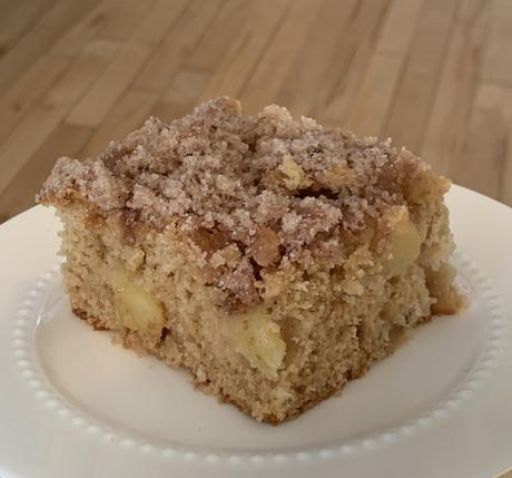 Make This: Cinnamon Sugar Apple Cake