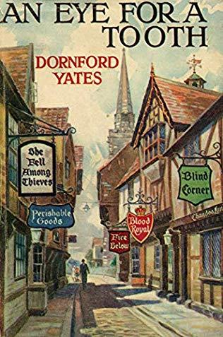 Image result for dornford yates an eye for a tooth
