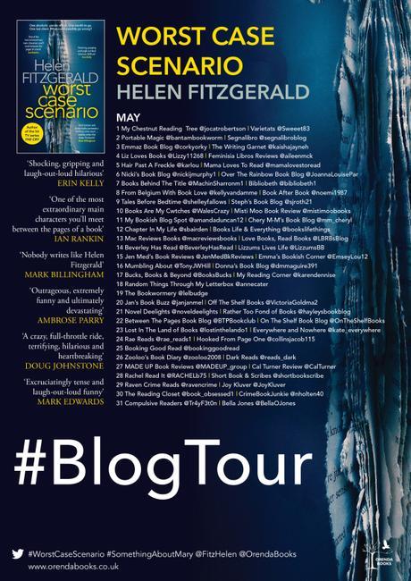 Blog Tour – Worst Case Scenario by Helen Fitzgerald