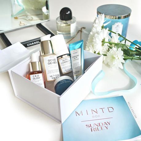 MINTD Box x SUNDAY RILEY