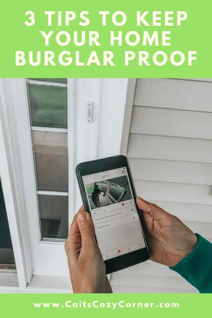 3 Tips To Keep Your Home Burglar Proof
