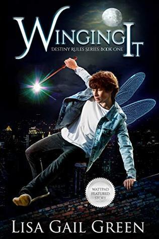 Winging It by Lisa Gail Green