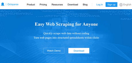 Octoparse Review: An All-in-One & Easy to Use Web Scraping Tool