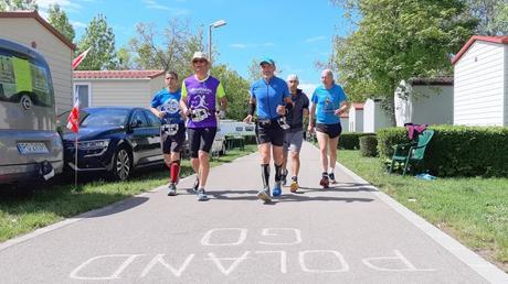 EMU 6 Day Ultramarathon World Trophy 2019 – Updates 54 Hours