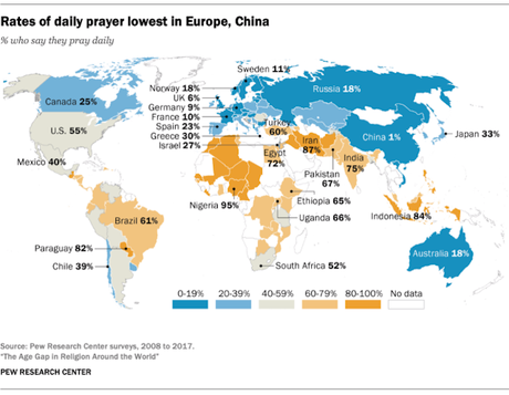 Daily Prayer Won't Cure Our Economic Ills (But Voting Might)