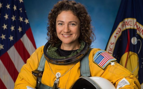 Second Israeli astronaut to go to space!