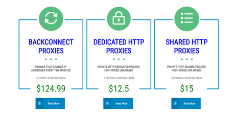 List Of Top 5 Best P2P Proxy Providers 2019 (P2P Proxies @ $0 60