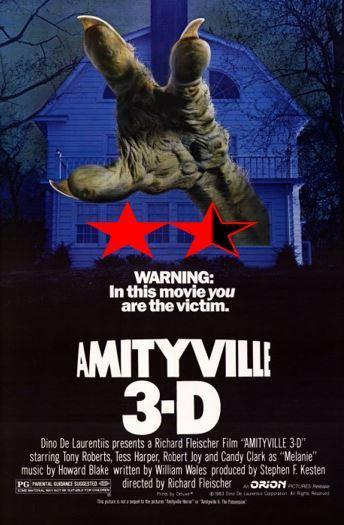 Franchise Weekend – Amityville 3-D (1983)