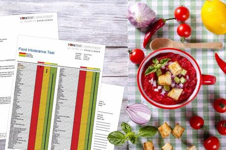 Food Intolerance Testing with York Test Labs, Pt 1