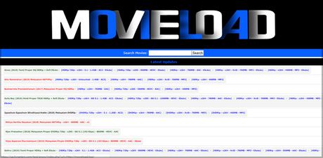 Moviesda Alternatives To Download HD Tamil Movies 2019