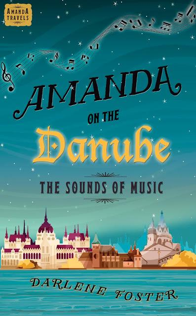 THE 'AMANDA TRAVELS' SERIES FROM DELIGHTFUL AUTHOR DARLENE FOSTER (MIDDLE GRADE FICTION)