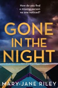 Gone in the Night – Mary-Jane Riley #BlogTour #BookReview
