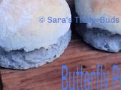 Butterfly Flower Buns#BreadBakers
