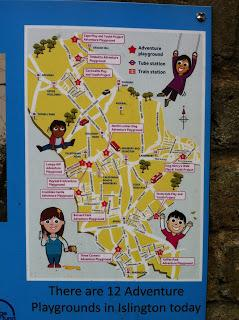 Adventure playgrounds – ooh be careful the kids might fall and hurt themselves...