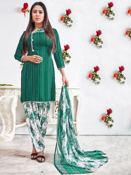 Patiala Punjabi Suit