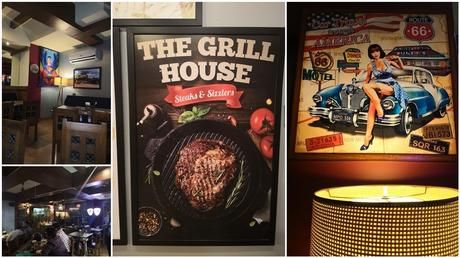 The Grill House – Steak and more
