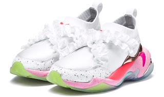 Shoe of the Day | PUMA x Sophia Webster Thunder Sneakers