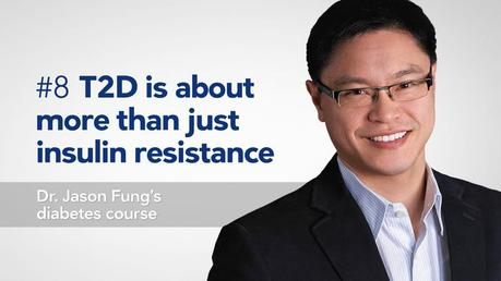 Part 8 of Dr. Jason Fung's diabetes course